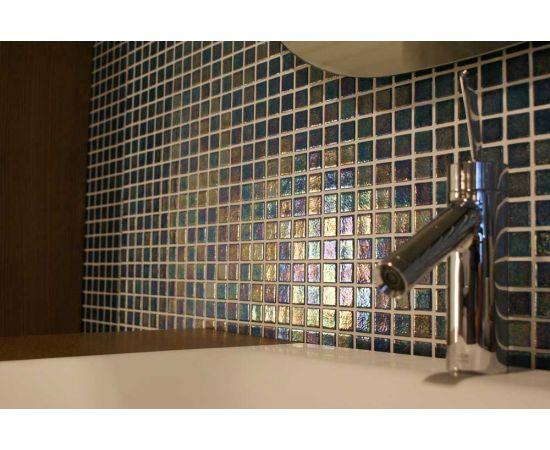 Мозаика Iris Jade в интерьере