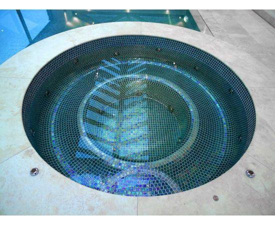 Мозаика Iris Jade - бассейн