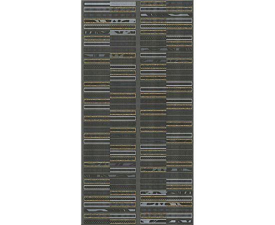 Aura Grafite Geometria 31,5x63 см декор