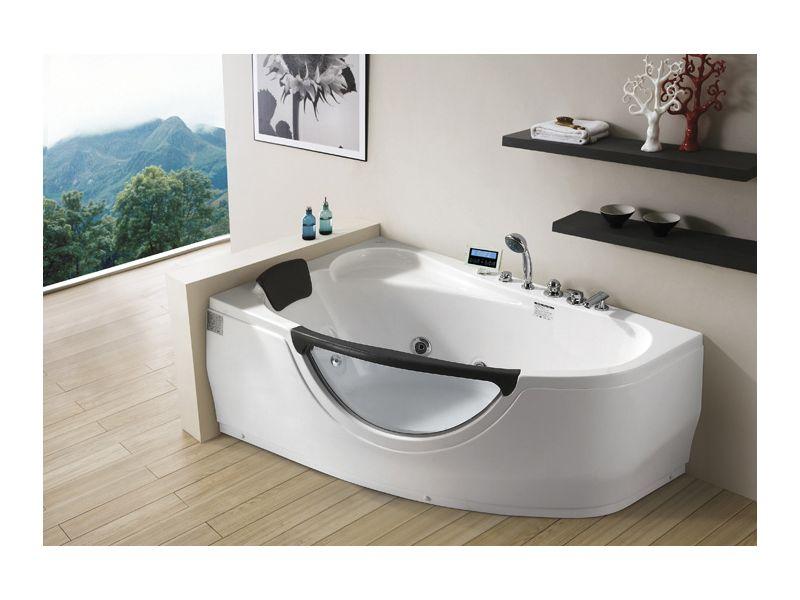 Гидромассажная ванна Gemy G9046 K L с мультимедиа